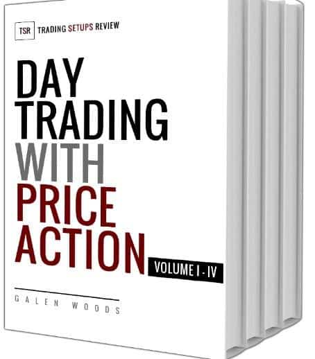 DAYTRADING WITH PRICE ACTION