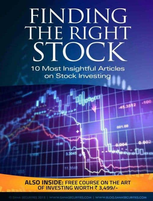 FINDING THE RIGHT STOCK