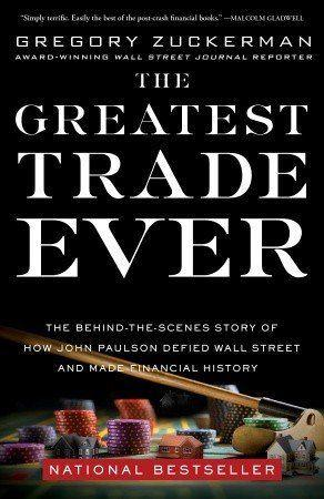 THE GREATEST TRADER EVER