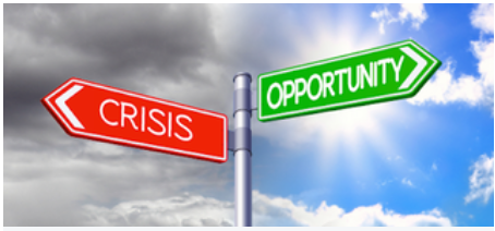 Crisis opportunity