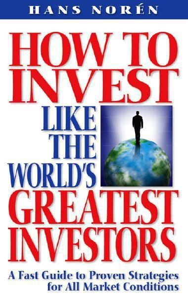 HOW TO INVEST LIKE