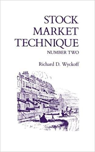 STOCK MARKET TECHNIQUE